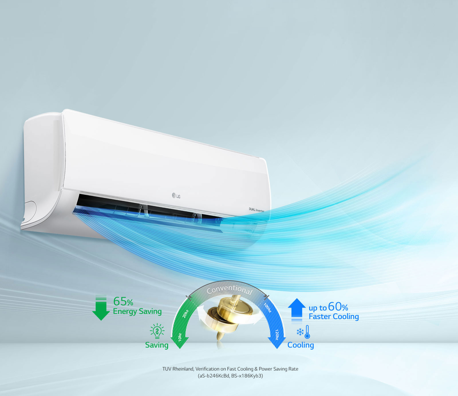Fast Cooling & Energy Saving1
