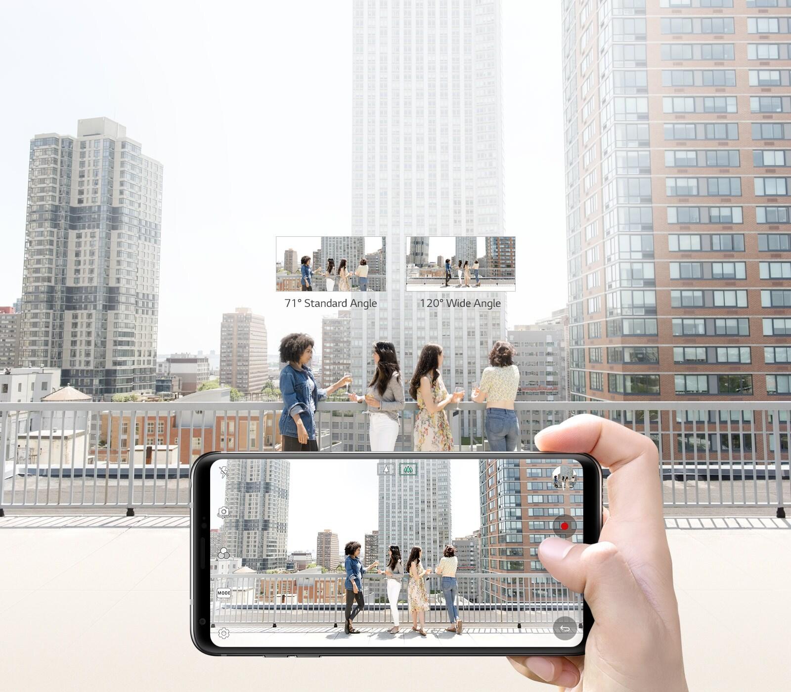 LG V30+ | LG Electronics UAE