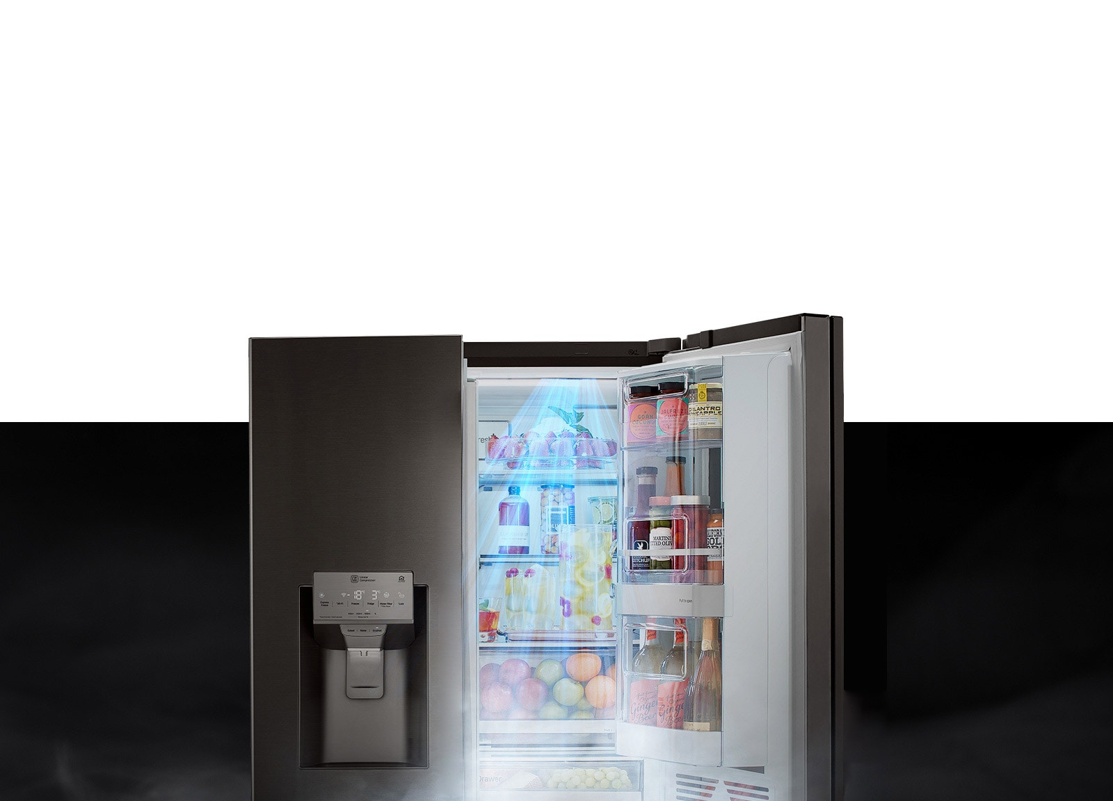 Faster Cooling for Stored Door Items3