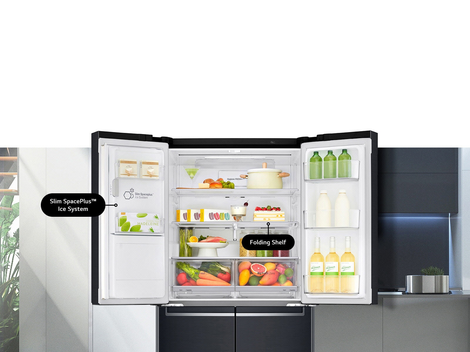 Ultimate Convenience to Your Kitchen1