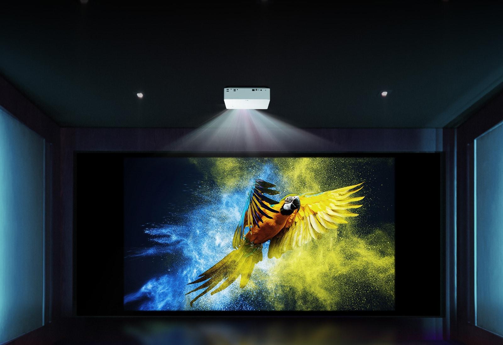 Stunning 4K Home Theater1