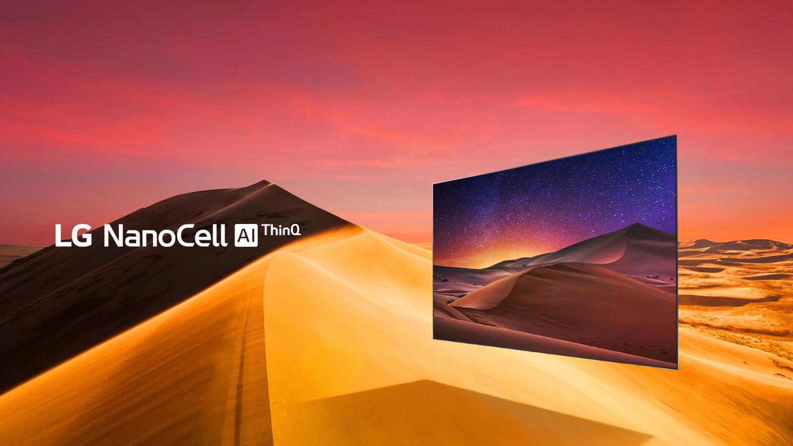 LG 55 NanoCell TV | LG UAE