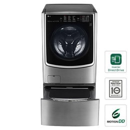 All Washing Machines - Front Load & Top Load Washers | LG UAE