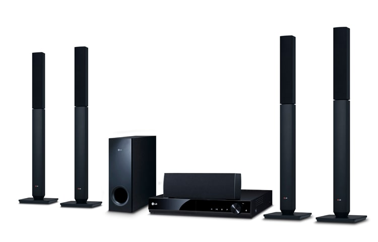 LG Home Theatre Systems BH4530T thumbnail 1