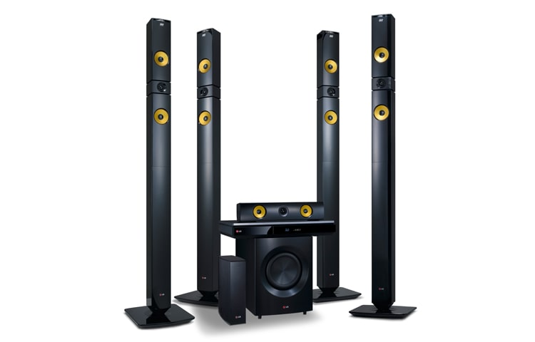 LG Home Theatre Systems BH9530TW thumbnail 1