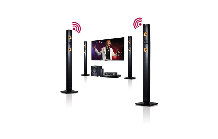 LG Home Theatre Systems BH9530TW thumbnail 5