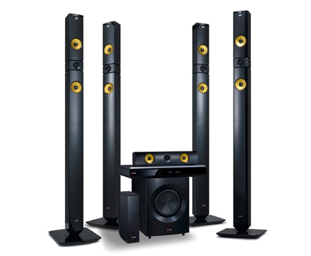 LG Home Theatre Systems BH9530TW 1