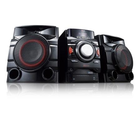 LG XBOOM CM4450 LG Mini Hi Fi System With Music Flow Bluetooth App