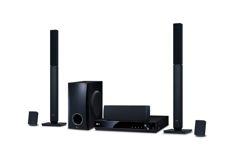 LG Home Theatre Systems DH4430P thumbnail 1