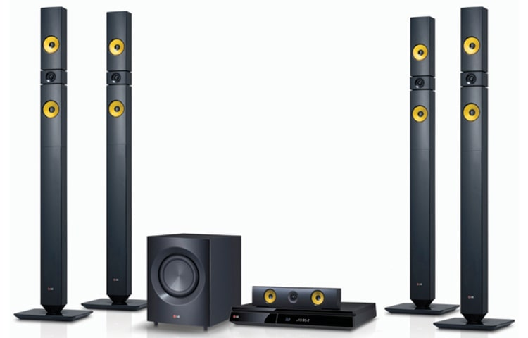 LG Home Theatre Systems DH7531T thumbnail 1