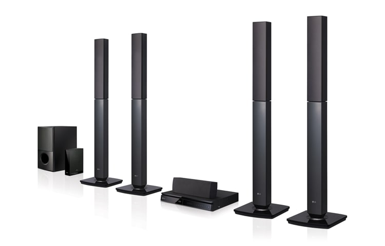 LG Home Theatre Systems LHD655W thumbnail 1