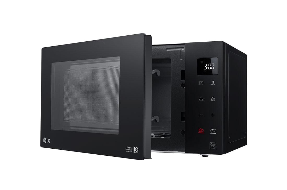 Lg Ms2336gib Microwave Oven Lg Neochef Technology 23