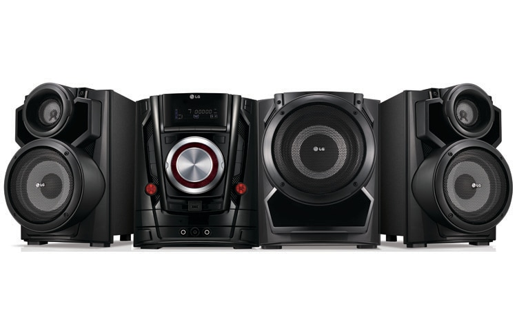 LG Home Theatre Systems DM5620 thumbnail 1