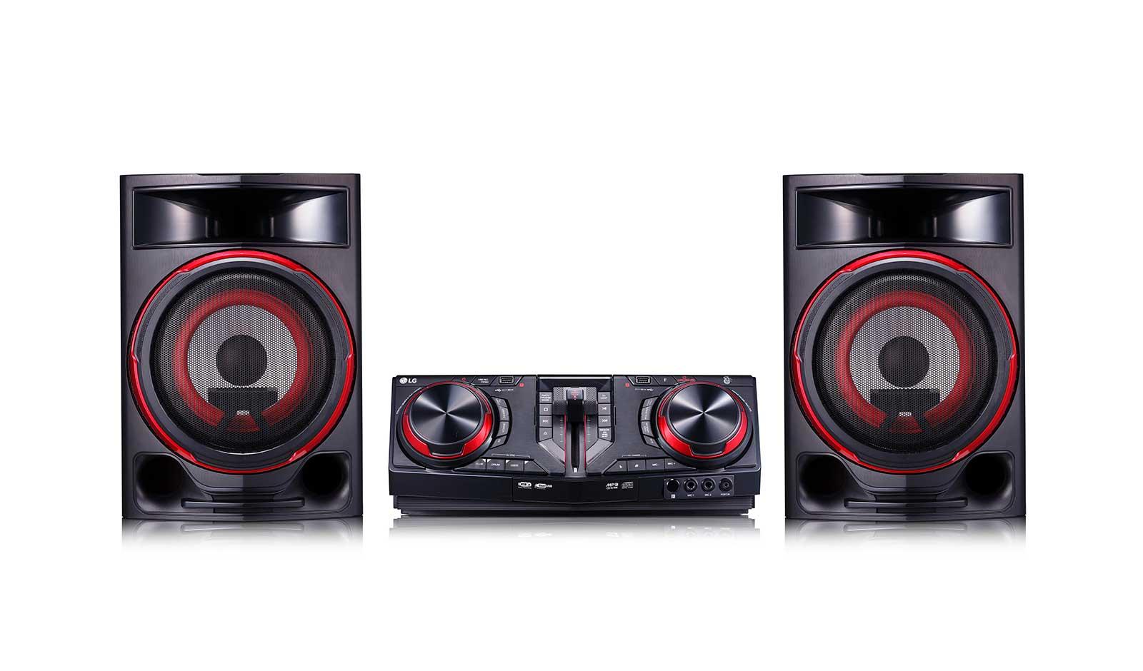 LG XBOOM CJ87 | LG UAE