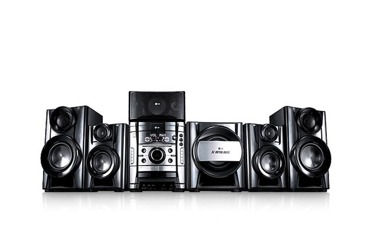LG Home Theatre Systems MDS714 thumbnail 1