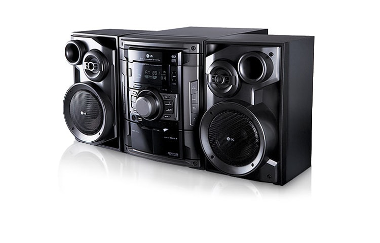 LG Home Theatre Systems MDS714 thumbnail 2