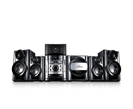 LG Home Theatre Systems MDS714 1