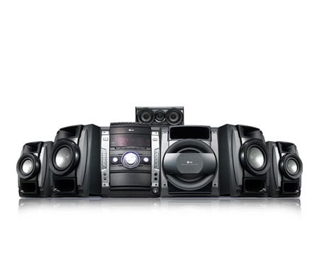 LG Home Theatre Systems MDS715 1
