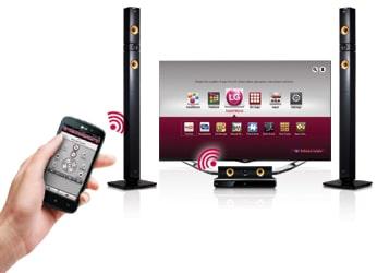 LG AV Remote App