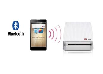LG PD221: LG Pocket Photo - Smart Mobile Printer | LG UAE