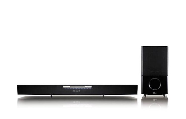 LG Blu-ray & DVD Players HLB54S thumbnail 1