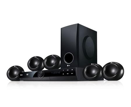 lg ht306su home theater system audio lg electronics. Black Bedroom Furniture Sets. Home Design Ideas