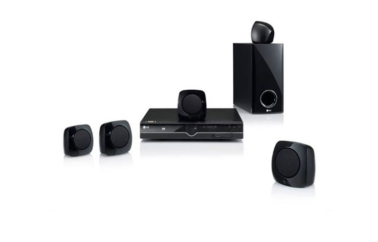LG Home Theatre Systems HT355SD thumbnail 2