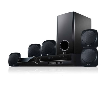 LG Home Theatre Systems HT355SD 1