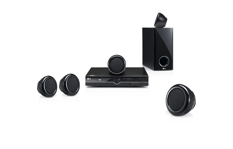 LG Home Theatre Systems HT356SD thumbnail 1