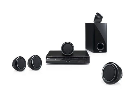 LG Home Theatre Systems HT356SD 1