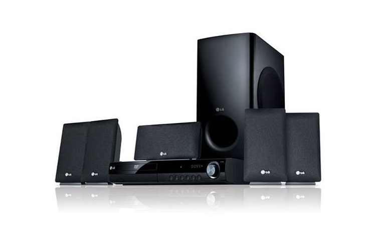 LG Home Theatre Systems HT805ST thumbnail 1