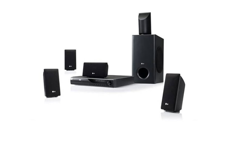 LG Home Theatre Systems HT805ST thumbnail 2