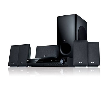 LG Home Theatre Systems HT805ST 1