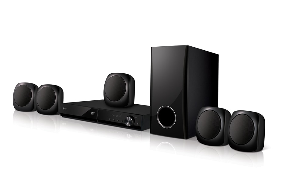 LG Home Theatre Systems LHD427 1