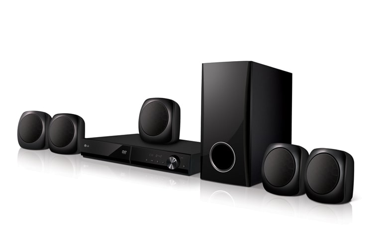 LG Home Theatre Systems LHD427 thumbnail 1