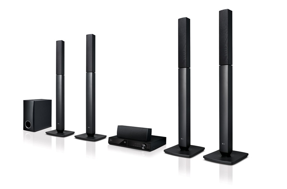 LG Home Theatre Systems LHD457 1