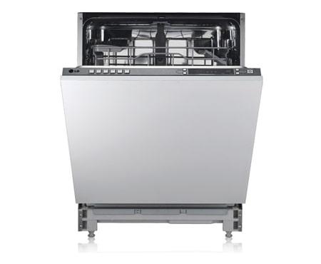 LG Fully integrated Dishwasher | LG UAE