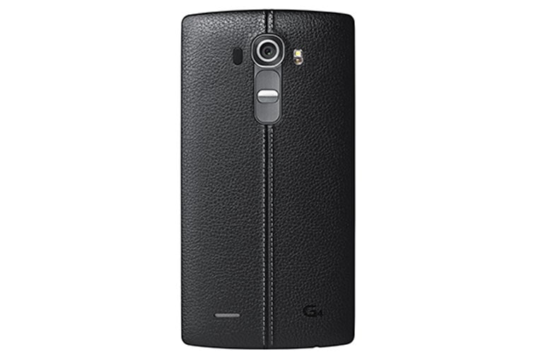 Mobile Accessories Stylish Genuine Leather Back Cover for LG G4 thumbnail 1