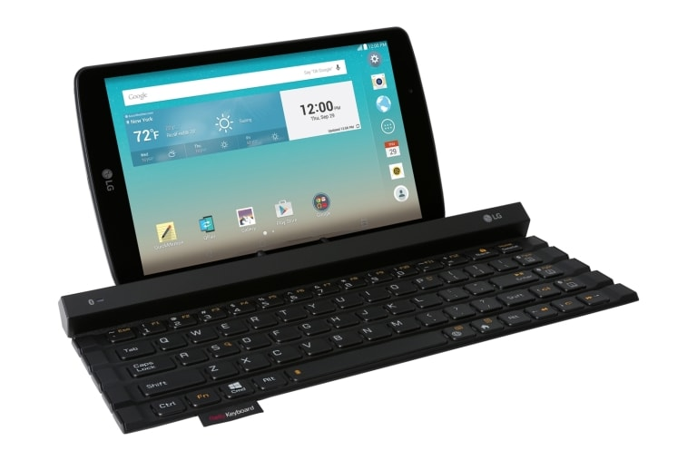 LG Mobile Accessories Rolly Keyboard™ 2 thumbnail 2