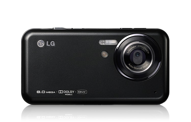 "LG Mobile Phones 8MP camera&Xenon Flash, 3"" full touch screen with handwriting recognition, Auto rotation display thumbnail 1"