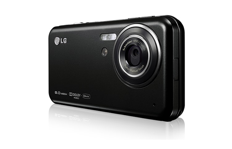 "LG Mobile Phones 8MP camera&Xenon Flash, 3"" full touch screen with handwriting recognition, Auto rotation display thumbnail 2"
