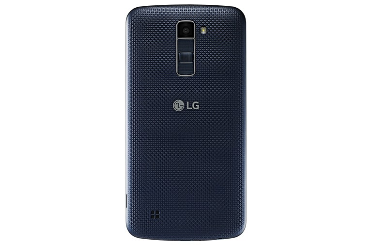 Mobile Phones LG K10 LTE - Indigo Blue thumbnail 2