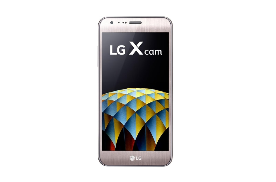 Mobile Phones LG X Cam - Gold 1