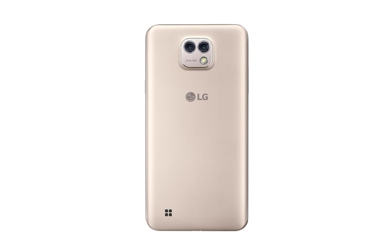 Mobile Phones LG X Cam - Gold thumbnail 2