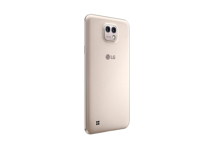 Mobile Phones LG X Cam - Gold thumbnail +5