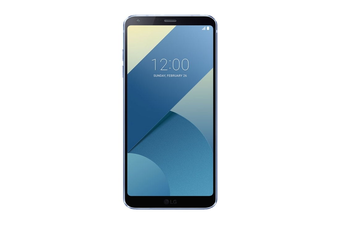 Mobile Phones LG G6 PLUS – Full Vision – Marine Blue 1