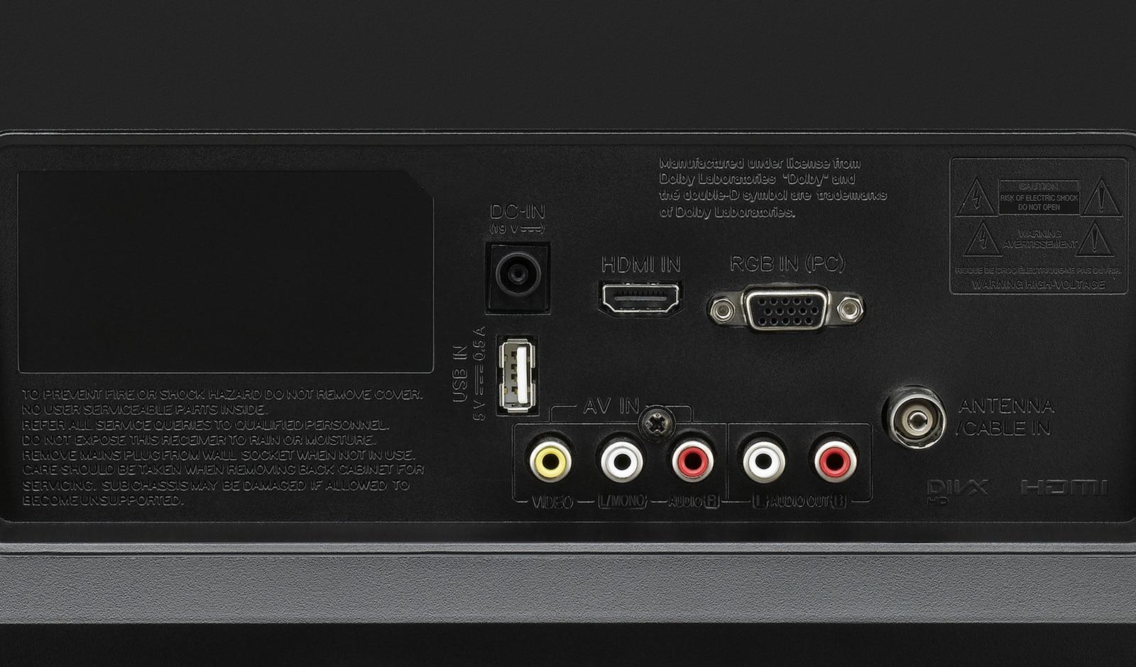 Lg 24 Class Hd Tv Monitor 235 Diagonal Uae Light Stand Profesional Lcs 01