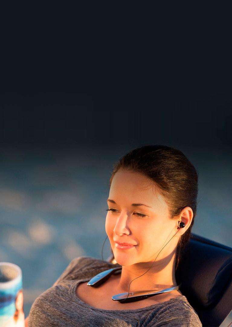 Wireless Bluetooth Headphones Headsets Lg Uae