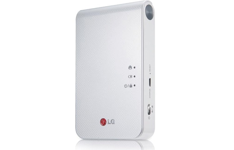 LG Pocket Photo Printer PD239W thumbnail 3