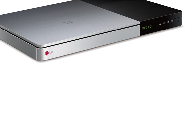 LG Blu-ray & DVD Players BP740 thumbnail 3